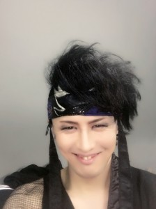 オマケ!? しょいけんとの記念写真を撮ってくれたLidaくんが、いつの間にかわたしのスマホで自撮りしてた(笑)。後日、この写真を見つけて、爆死したよー。