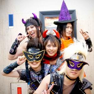 NINJAMAN JAPANハロウィン仕様。 みんな、楽しそうです☆