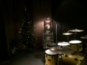 オシャレすぎるスタジオの内部。