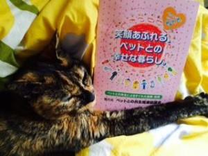 サリちゃんも、ちゃんと読んでおります!?