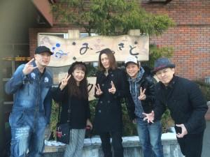 とっても充実したNINJAMAN JAPANファンクラブ旅行だったよ。楽しかったな♡