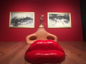 フィゲラスの美術館にもあったオブジェ。