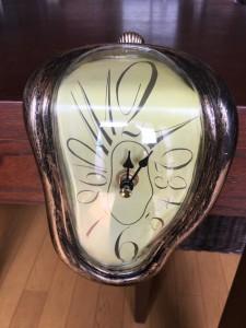 これが、その時計。