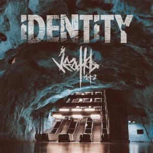 気合い入りまくりのニューアルバム「IDENTITY」。